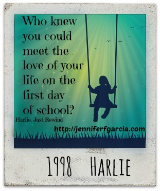 Harlie. JustRewind