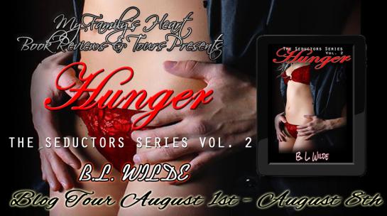 Hunger - Tour Banner