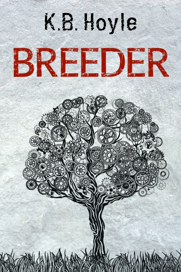 BLOG TOUR - Breeder by K B Hoyle **GIVEAWAY**
