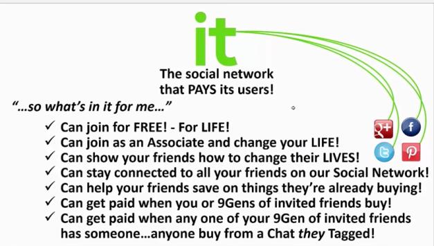 iGrow benefit screenshot